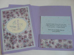 Spring seed paper pl
